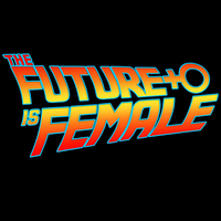 The Future is Female Hoody